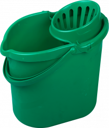 Cleaners bucket for mop
